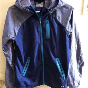 Women's Under Armour Jacket with Hood